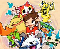 Yo Kai Watch 1