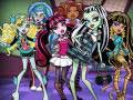 permainan Monster High School