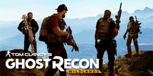 Ghost Recon Tom Slantsys: Vildlands